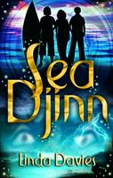 Cover of Sea Djinn by Linda Davies.