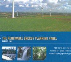Report: The Renewable Energy Planning Panel