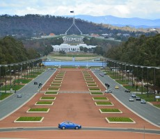 Postcard from Australia: Canberra