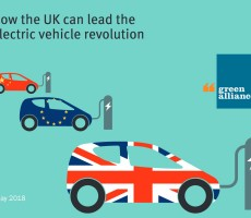 Presentation: How the UK can lead the electric vehicle revolution